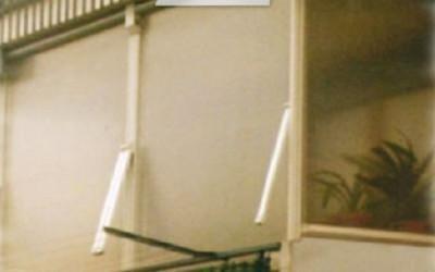 Tenda a veranda Magika mono rullo