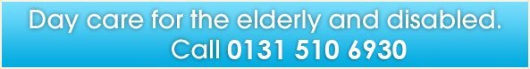 Elder care - Newington, Edinburgh - Caring In Craigmillar - Day care for the elderly and disabled. Call 0131 659 2920