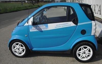 Auto di sostituzione con brand Lo Bello