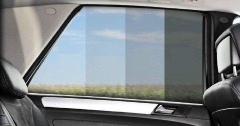 Pellicola oscurante per finestrini auto