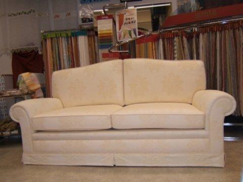 divano, bianco, orvieto