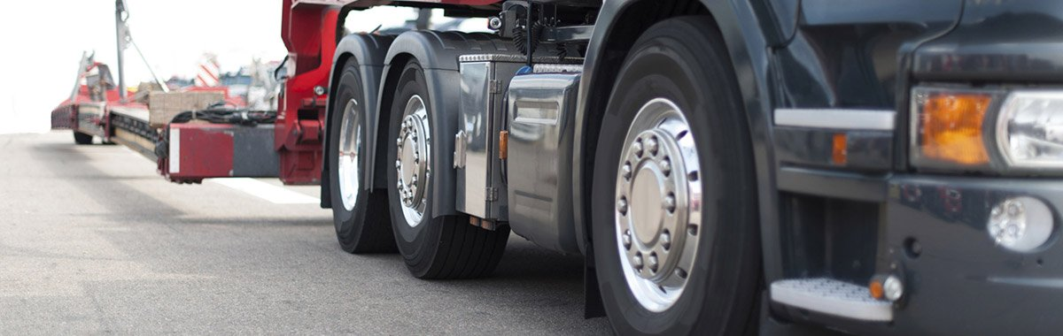Heavy transport tyres