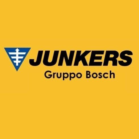 logo Junkers gruppo Bosch