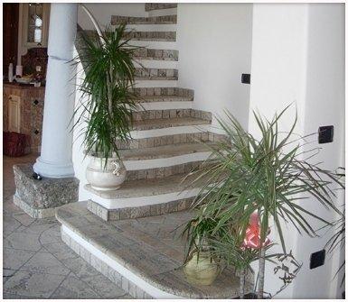 scale colonne e camini