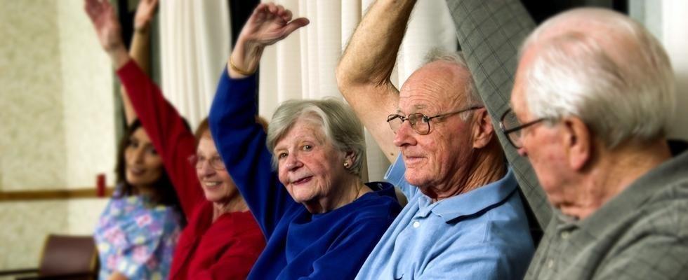 centro accoglienza anziani