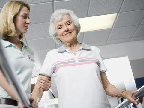 riabilitazione motoria anziani