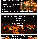 New year events
