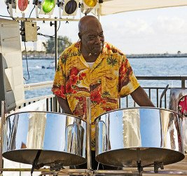 VOCAL STEEL BAND HIRE