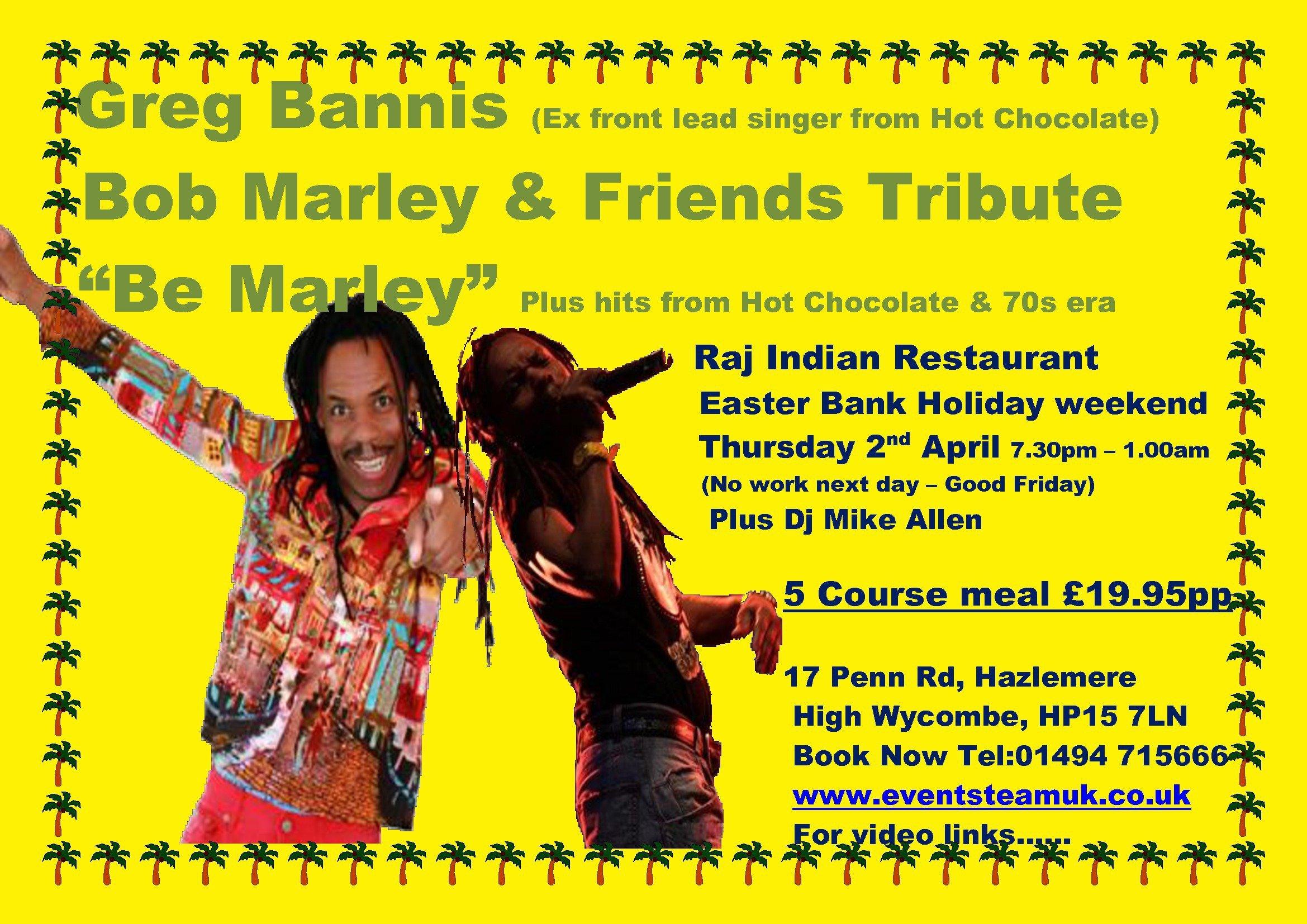 Marley & friends tribute