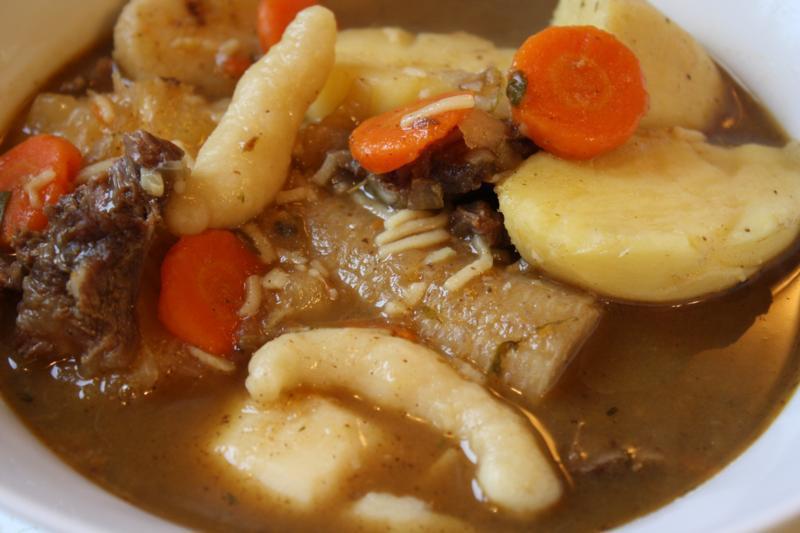 Caribbean stew