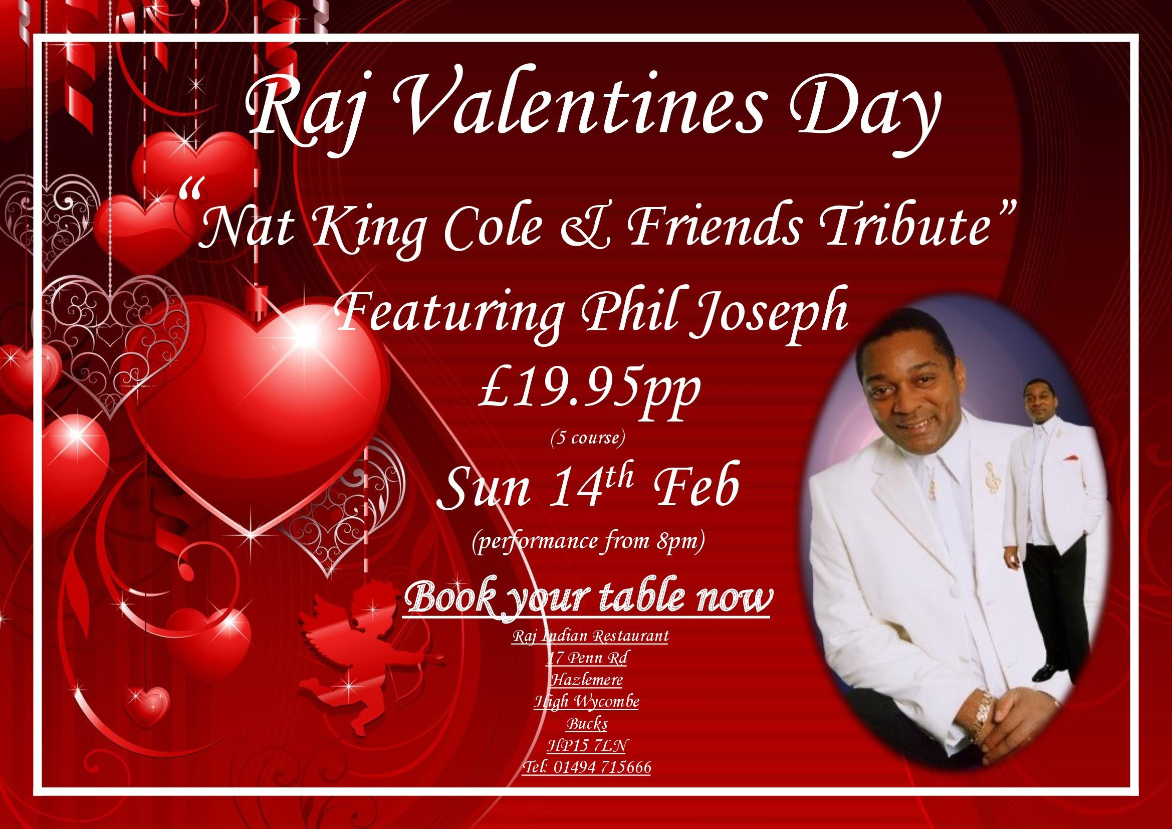 Valentine events