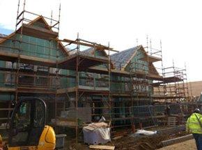 Scaffolding contractors - Fraserburgh, Aberdeenshire - George Moir Scaffolding - Scaffolding3