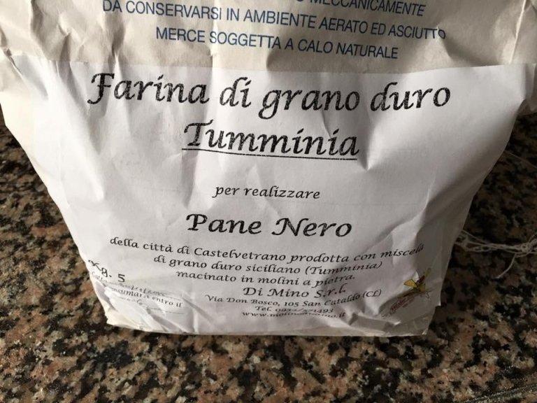 Farina di grano duro Tumminia