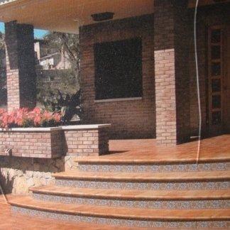 scale in cotto, vendita materiali edili, roma