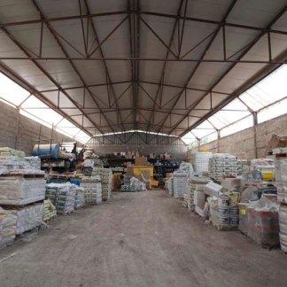 deposito materiali edili