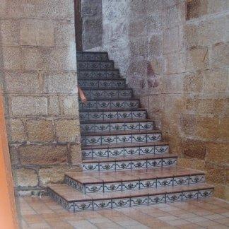 scala in cotto, roma