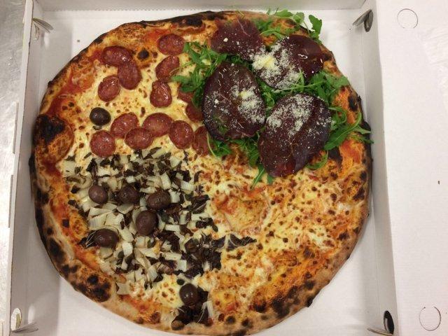 Pizze sfiziose a Trieste