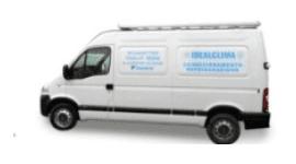 furgone, assistenza, condizionatori