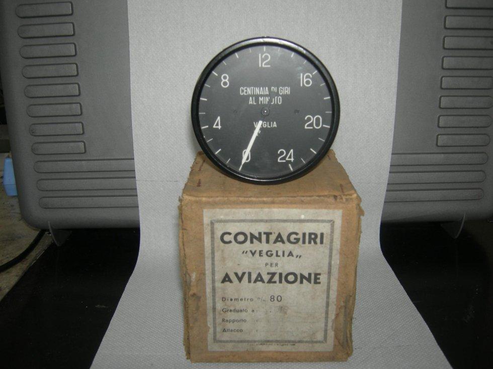 Contagiri Veglia aviazione