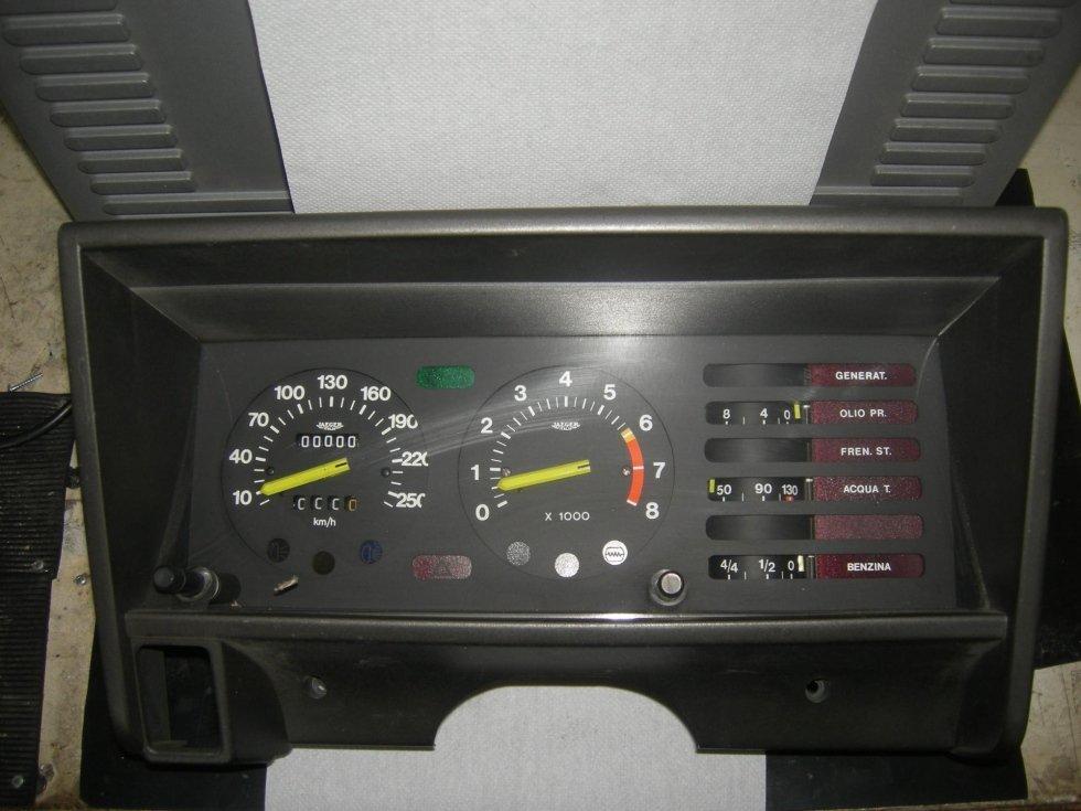 Controllo e manutenzione contachilometri