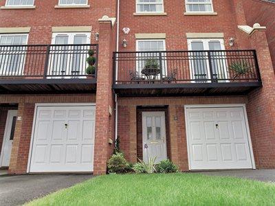 domestic garage door