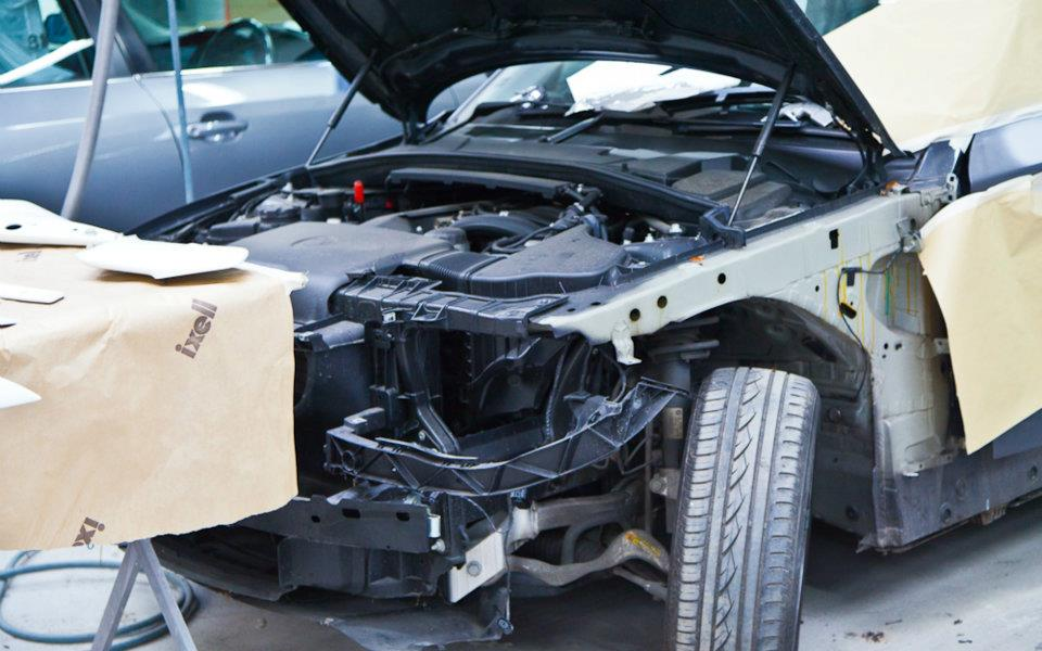 Car engine repairs