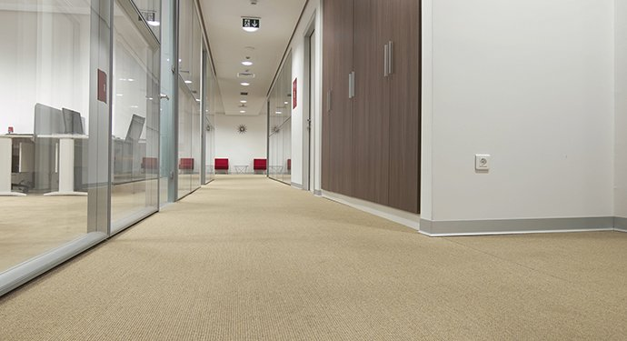 commercial flooring modern office floor
