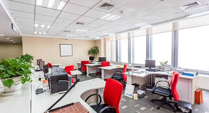 interior fit out companies london