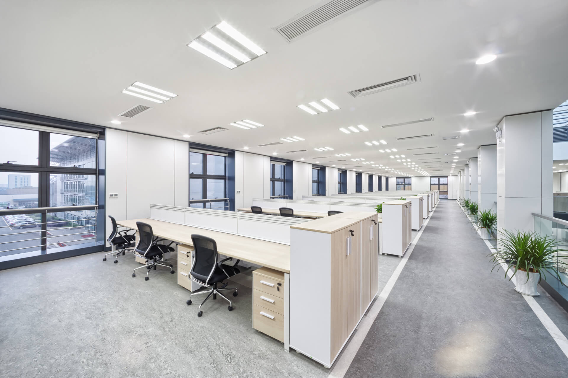 Office fit out and refurbishment contractors
