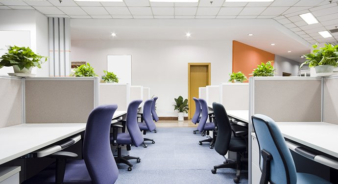 office seating purple chairs modern looking office