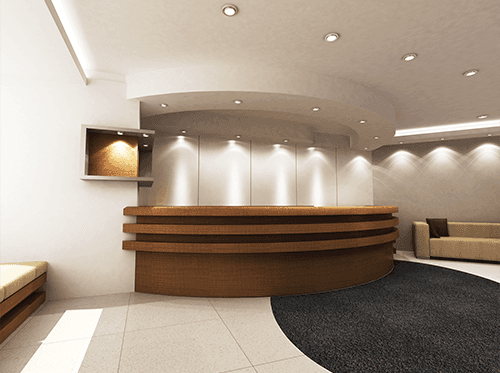 Office Fit-Out specialists in modern offices