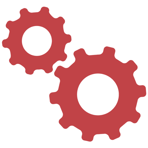 gears icon financing your project