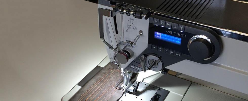 vetron macchina per cucire