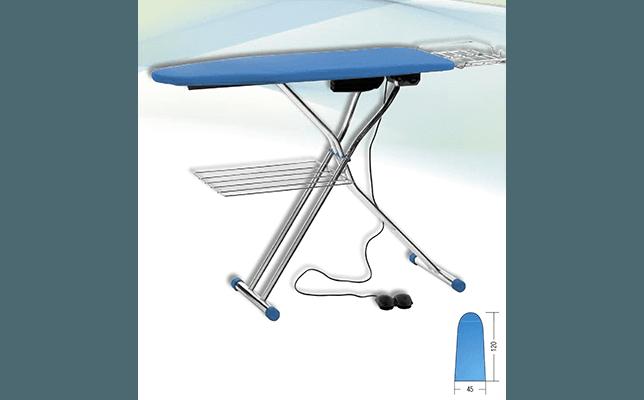 battistella tavolo - tavolo da stiro pieghevole e aspirante riscaldato senza caldaia
