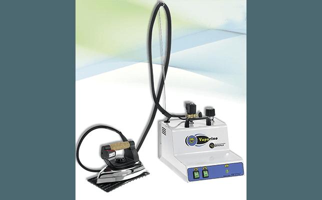 battistella vaporino - generatore di vapore con caldaia da 2,4 L. e ferro da stiro