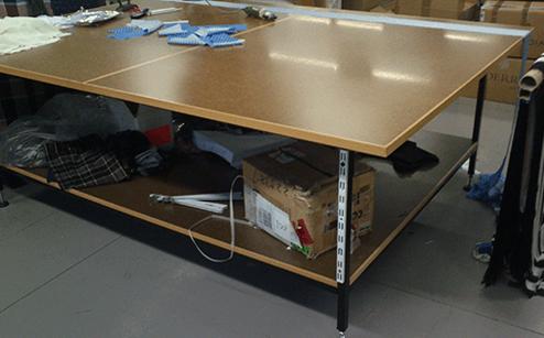tavolo per cucire
