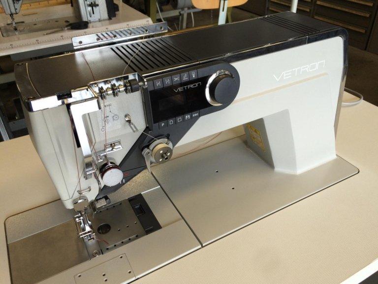 macchina per cucire digitale VETRON