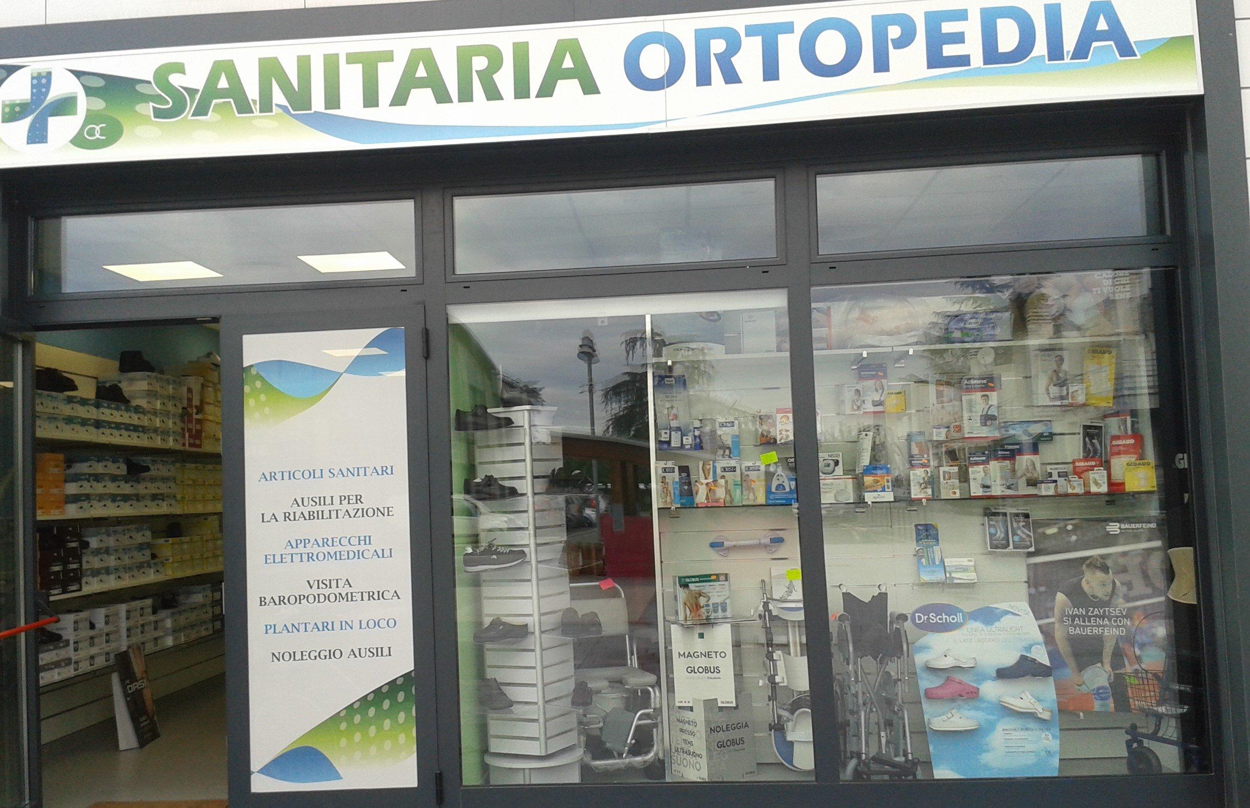Ortopedia Capena srl – Logo
