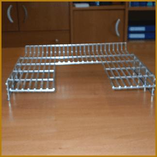 Manufatto realizzato con rete