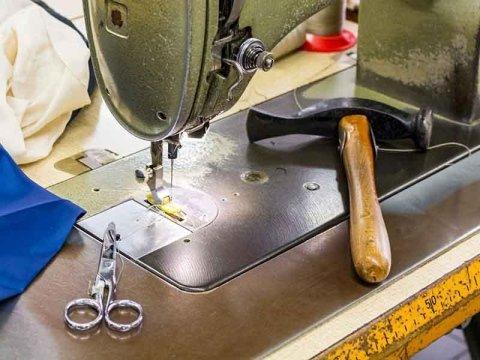 assistenza macchine per cucire