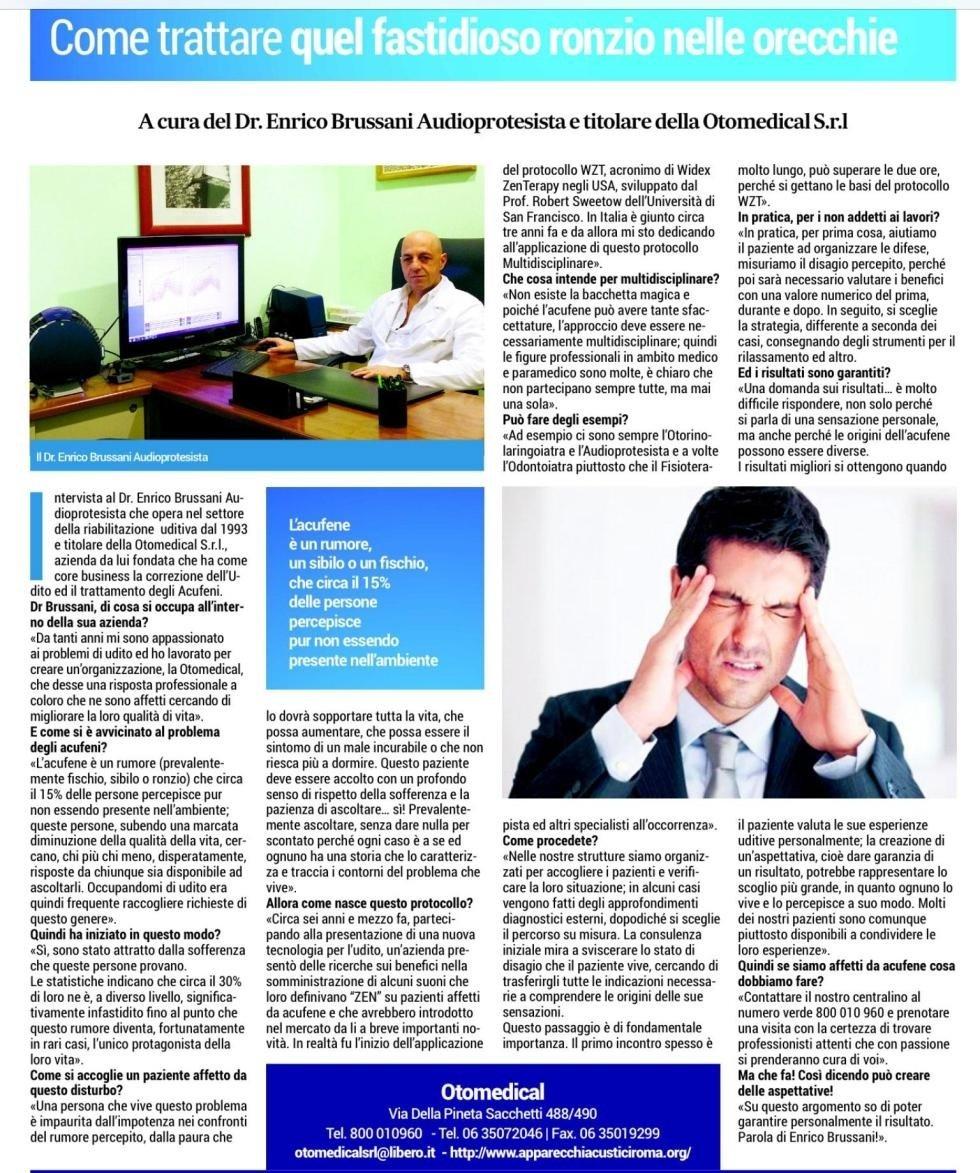 intervista Brussani