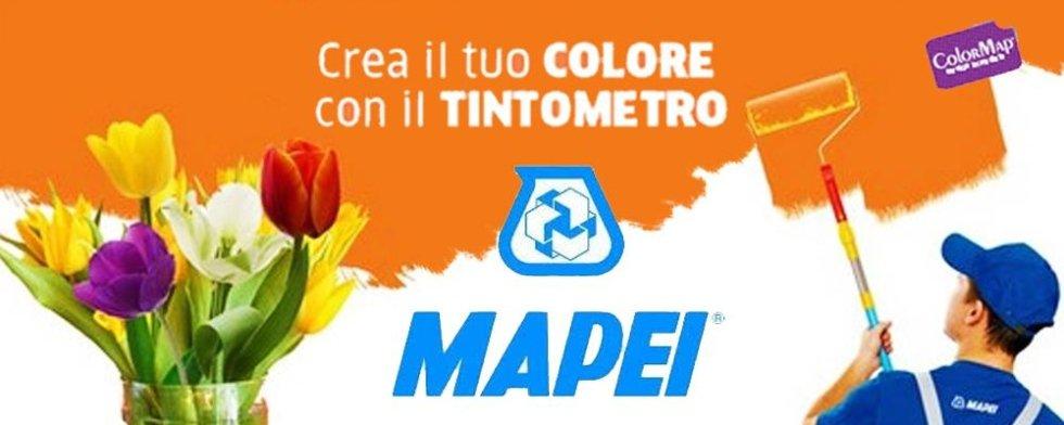 Tintometro Mapei