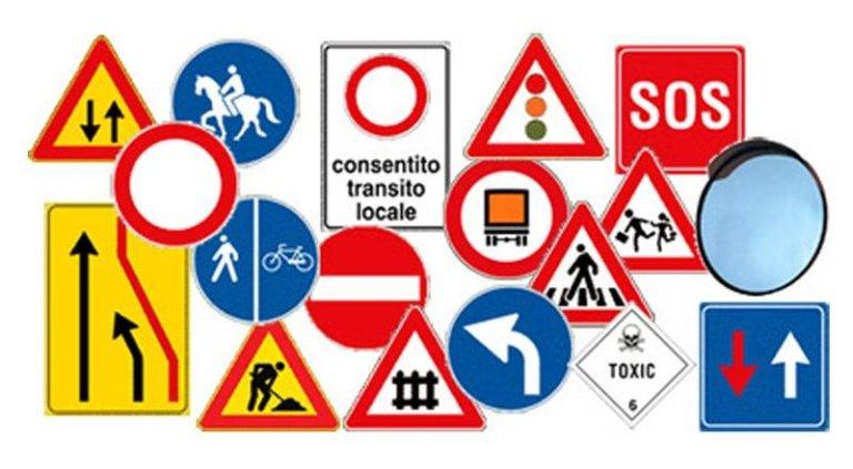 Segnaletica stradale e da cantiere