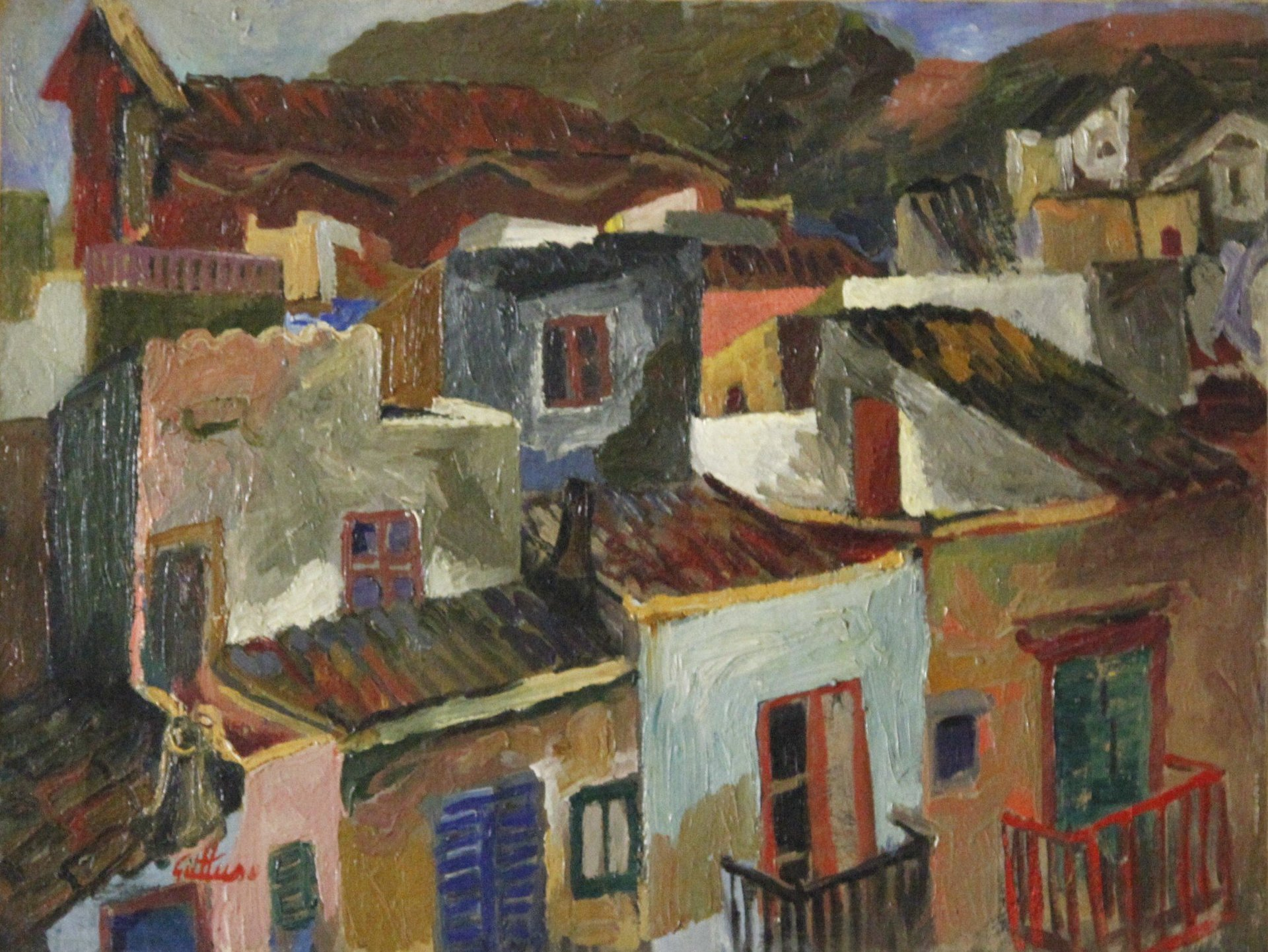 dipinti Torino
