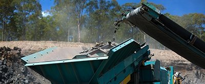 south coast concrete crushing and recycling quality assured recycled construction materials