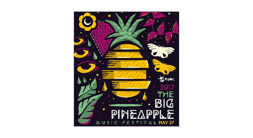 the big pineapple logo