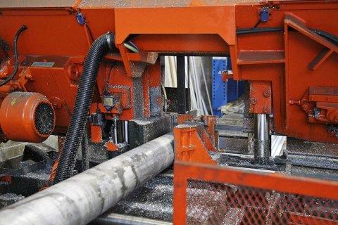 taglio alluminio su misura