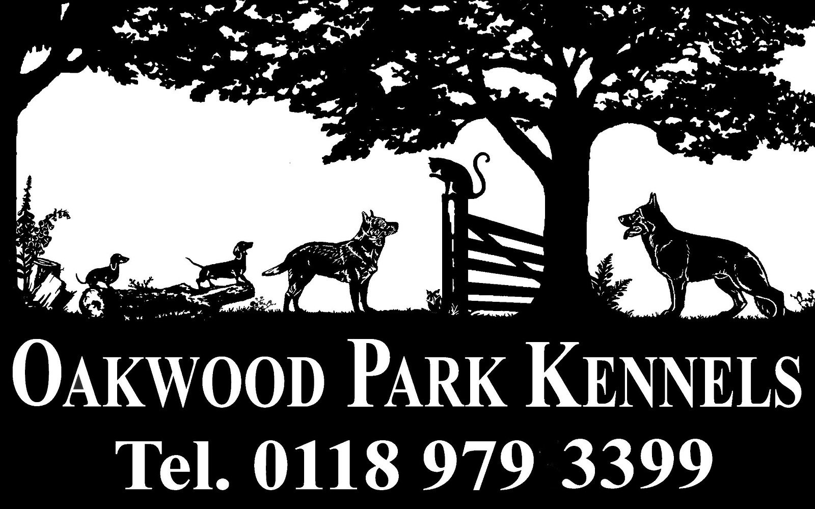 Oakwood Park Kennels logo