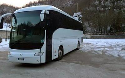 Noleggio autobus granturismo Rinalducci Perugia