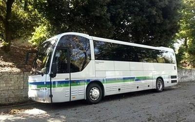 Noleggio autobus granturismo Rinalducci